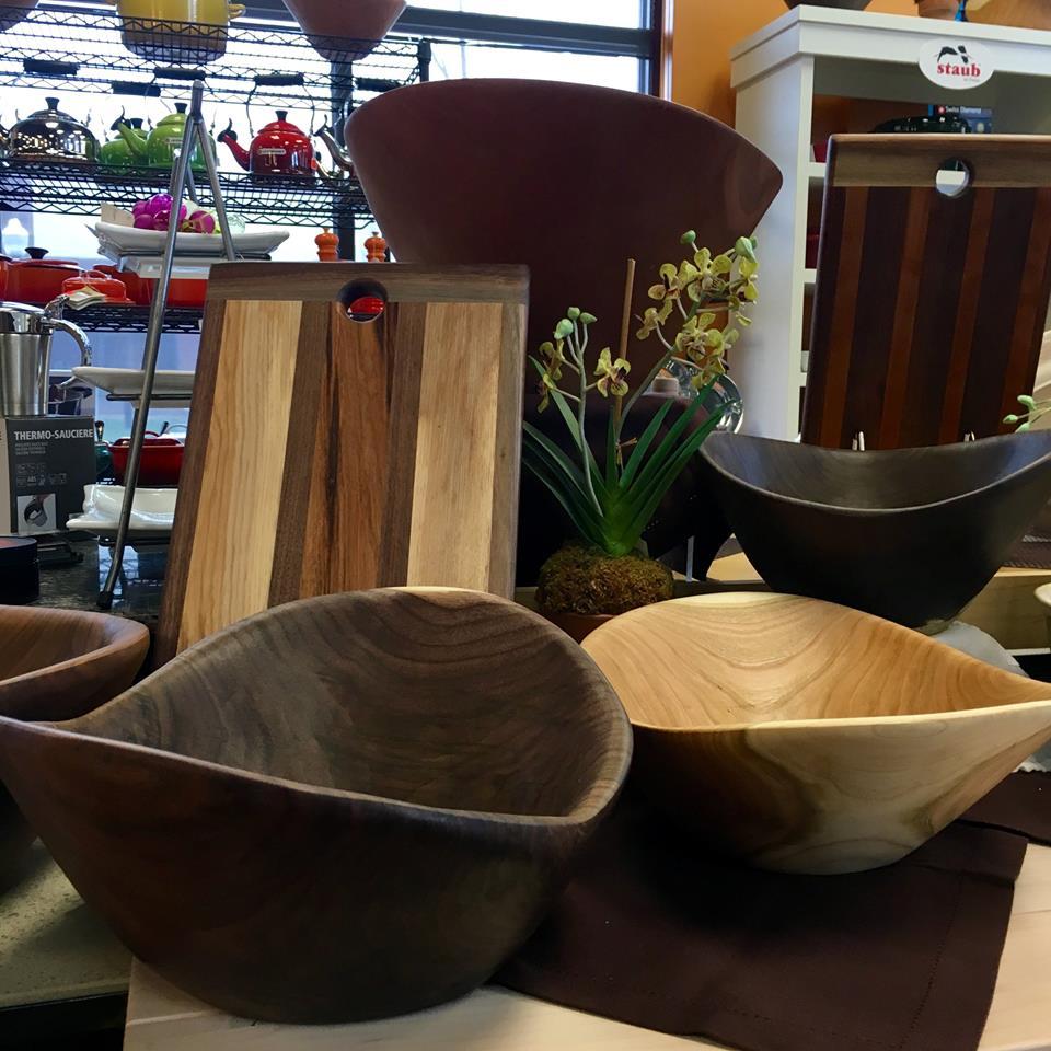 1xl Designs bowls at Gourmet Pantry
