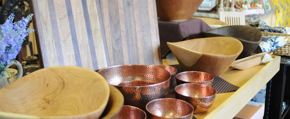 Handmade Products at Gourmet Pantry