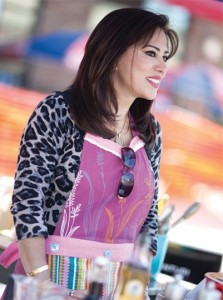 Roya Gharavi - Owner Gourmet Pantry