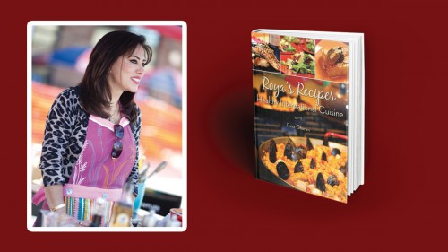 Roya's Recipes Healthy International Cuisine
