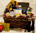 The Wedding Gift Basket - Gourmet Pantry