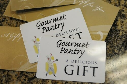 Gourmet Pantry Gift Card