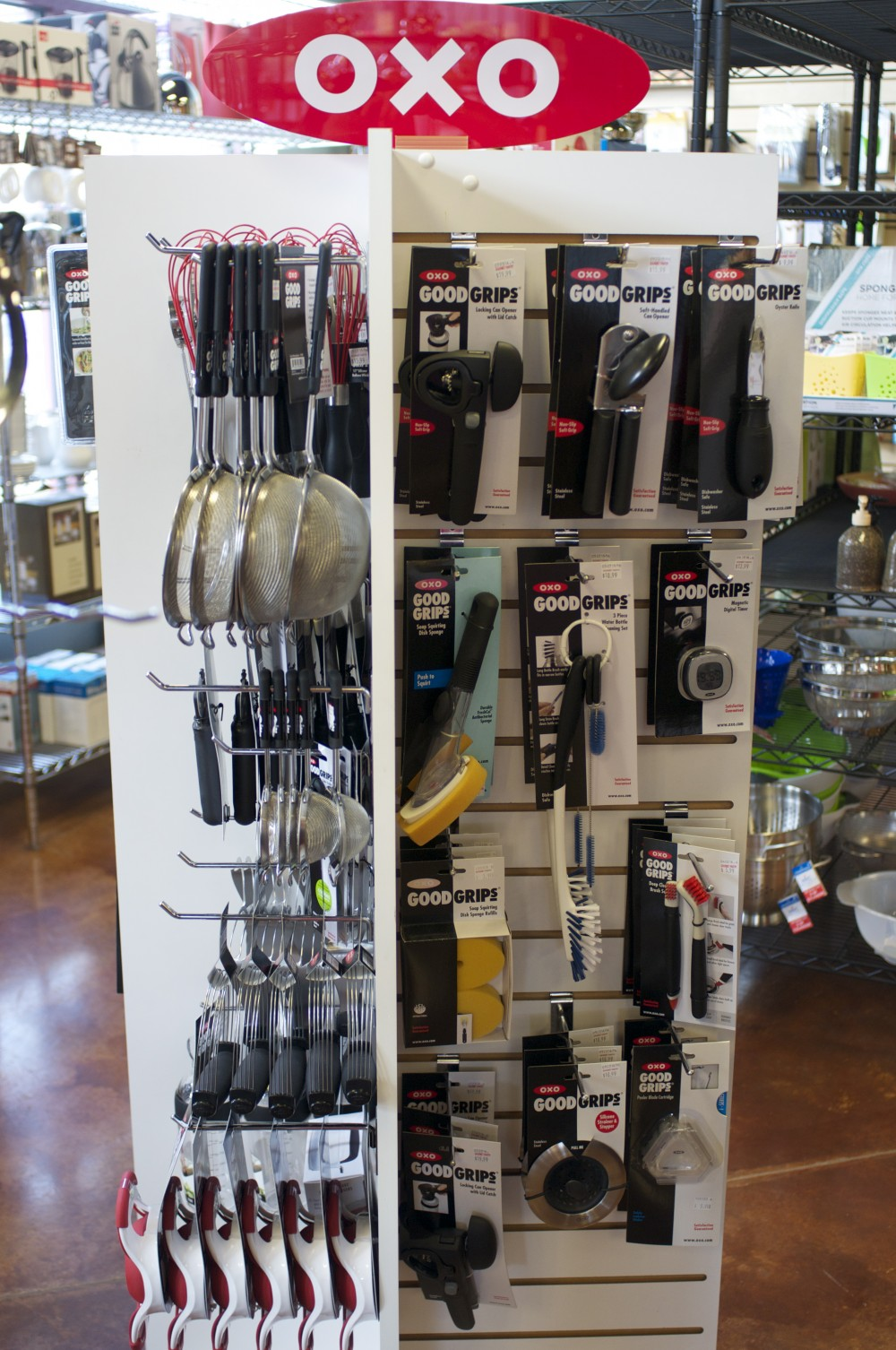 OXO Gadgets at Gourmet Pantry