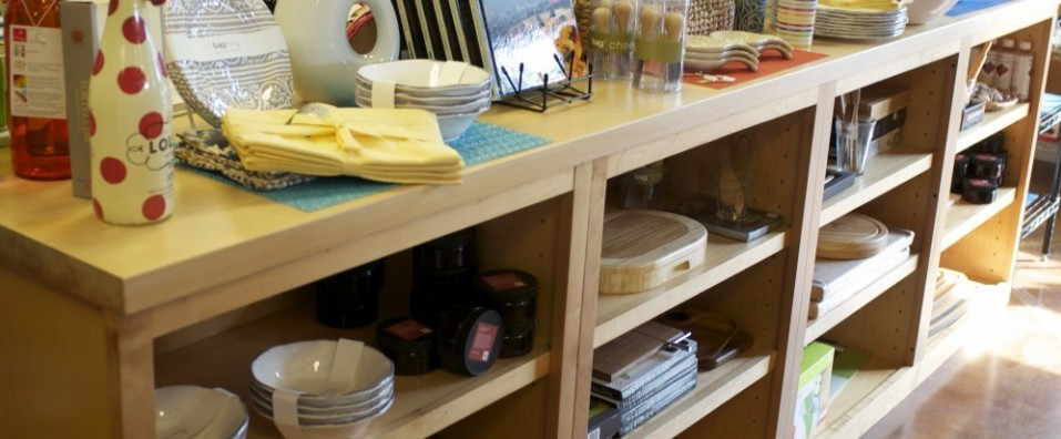 housewares at Gourmet Pantry