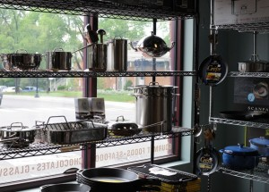Stainless Steel - Gourmet Pantry