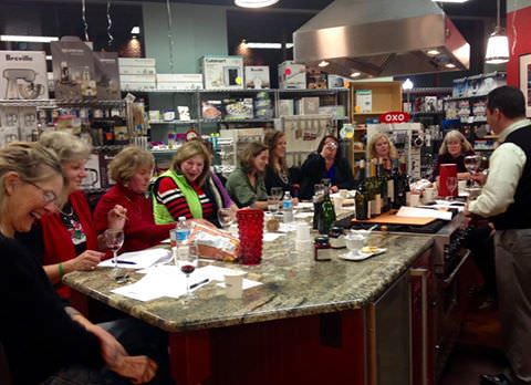 Women's Wine Night at Gourmet Pantry